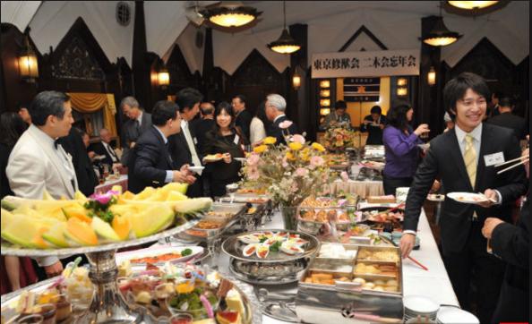 Tiệc Bonenkai của người Nhật Bản