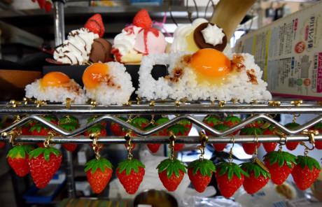 'Nghệ thuật' làm thức ăn giả ở Nhật Bản